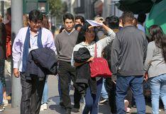 Senamhi: Lima soportará una temperatura máxima de 24°C, hoy domingo 17 de noviembre