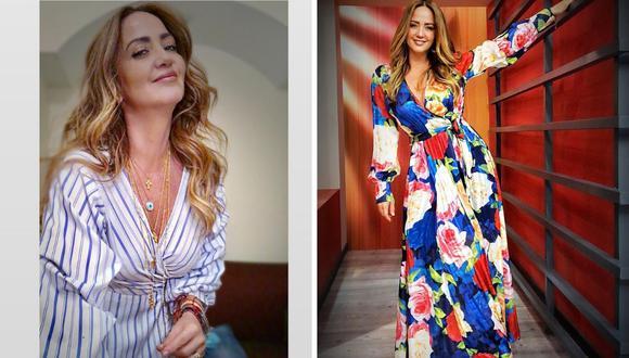 Critican a Andrea Legarreta por su forma de vestir y ella responde.   Foto: Instagram