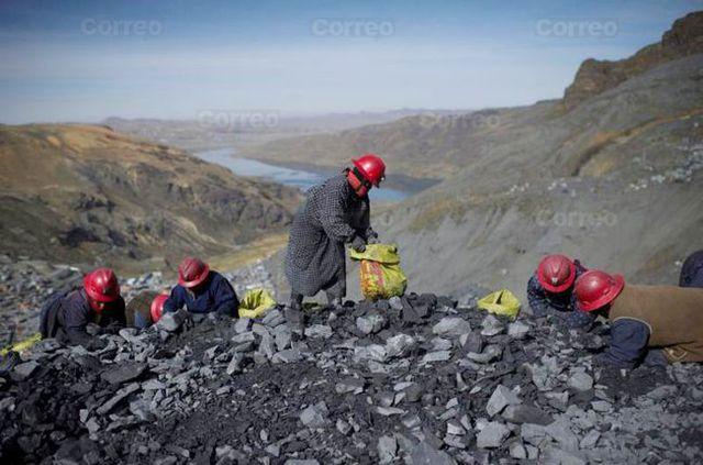 En el país existen más de 5,000 unidades mineras de pequeña escala a nivel nacional, donde laboran 400,000 mineros.