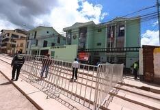 Persona con discapacidad agredió a policías y serenos que lo intervinieron por incumplir la cuarentena en Cusco