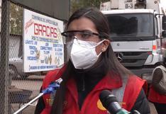 """Alcaldesa de Cusco: """"Nos hubiese gustado tener un mensaje más alentador [de Vizcarra]"""""""