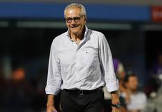 """Gregorio Pérez sobre supuesto interés de Alianza Lima: """"Nadie me llamó y si lo hubiesen hecho no habría aceptado"""""""