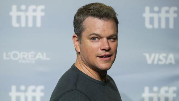 Matt Damon es considerado uno de los actores más amables de Hollywood. (Foto:  AFP / Geoff Robins)