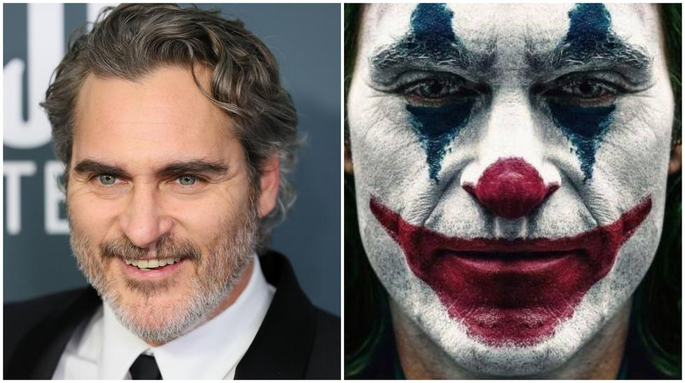 """Oscar 2020: Joaquin Phoenix es uno de los favoritos a llevarse la estatuilla por """"Joker"""". Fotos: AFP/ Warner Bros."""