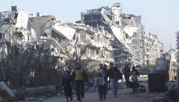 La oposición siria amenaza con abandonar diálogo en Ginebra