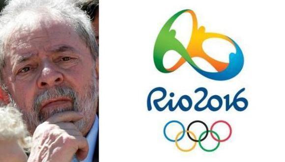 """Los argumentos de Lula para sentirse el """"padre"""" de Río 2016"""