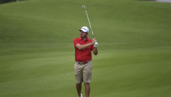 Julián Périco, golfista peruano que participó en cuatro Latin America Amateur Championships. (Foto: Enrique Berardi / LAAC)