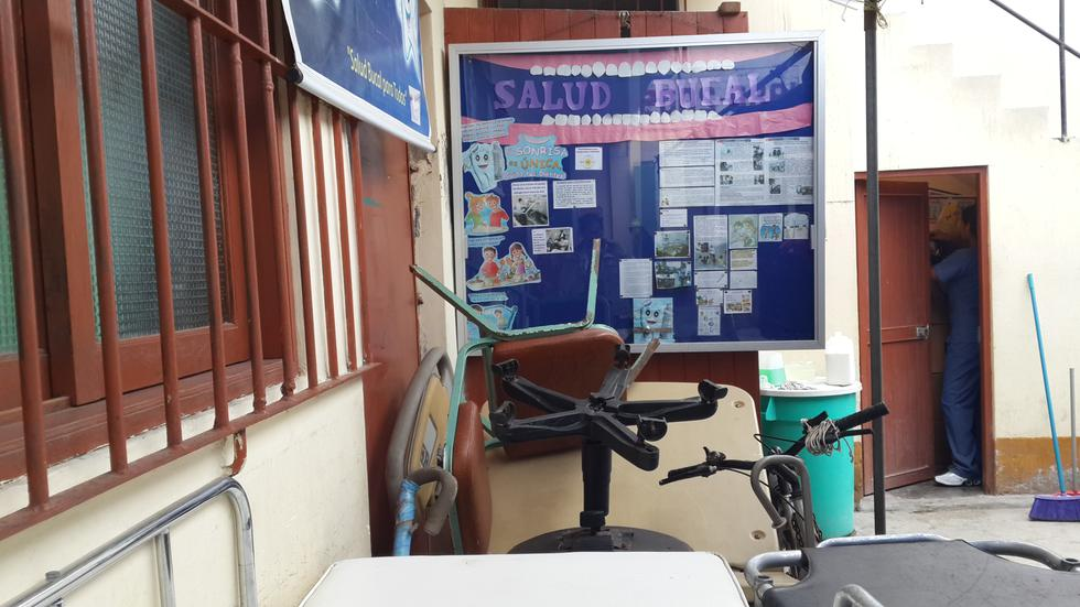 Minsa busca recuperar centro de salud tras denuncia de FMP - 1