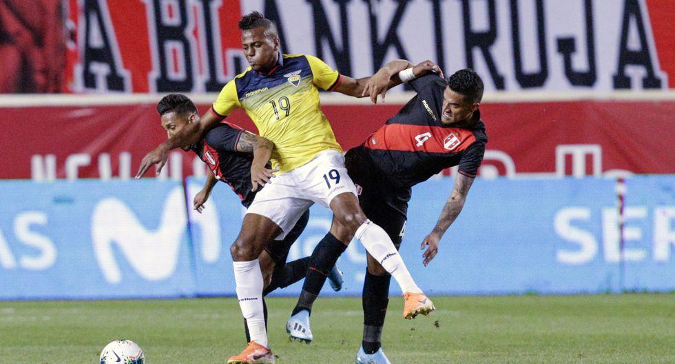 Perú no gana desde la semifinal de la Copa América 2019.   AFP