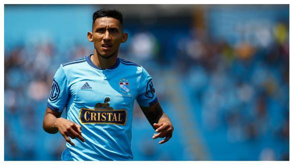 Manuel Barrreto habló sobre la situación de Christofer Gonzales en Sporting Cristal. (Foto: GEC)