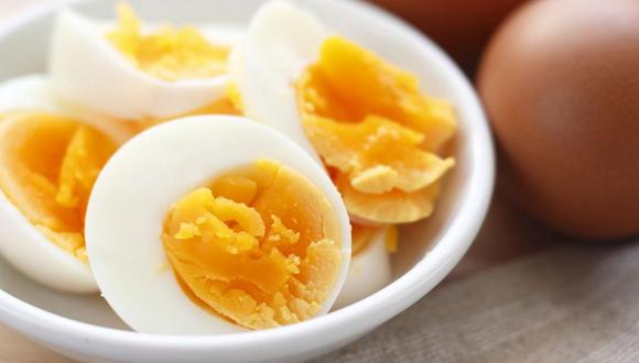 Huevos. Según una investigación de la Universidad de Missouri, la vitamina B que se encuentra en este alimento es capaz de convertir todo lo que consumimos en energía efectiva. (Foto: Shutterstock)
