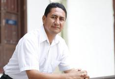 Vladimir Cerrón: Poder Judicial le concede recurso de apelación con efecto suspensivo
