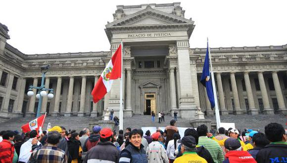 Corte de Lima en contra de declarar en emergencia el sector