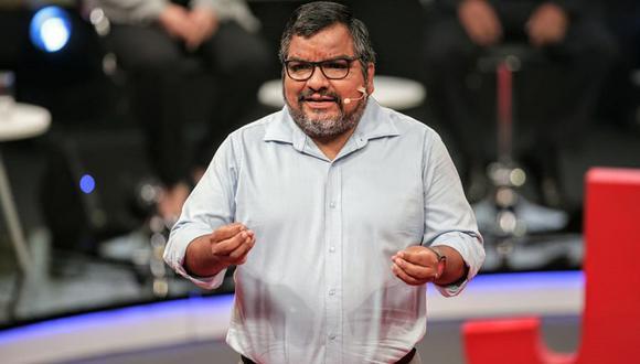 """""""Espero que se recapacite el rumbo tomado"""", señaló Julio Arbizu sobre la designación de Guido Bellido. (Foto: César Bueno / GEC)"""