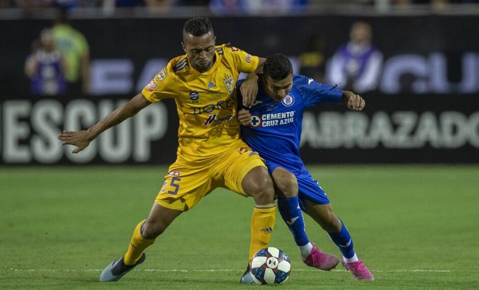 Cruz Azul enfrentó a Tigres por la final de Leagues Cup | Foto: Tigres