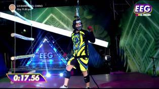 Mira el desempeño de Mario Hart y Pancho Rodríguez en la competencia de obstáculos