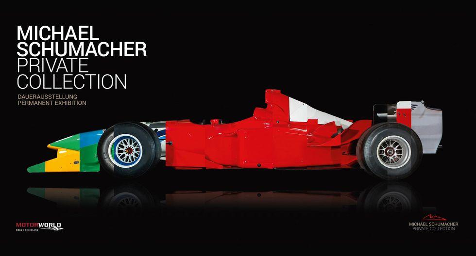 Los visitantes al lugar podrán fotografiarse junto 12 de los monoplazas que condujo el 'káiser' durante su carrera. (Foto: F1).