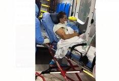 Enfermero del Hospital Almenara con COVID-19 dejó el área de UCI tras permanecer en estado crítico más de un mes   VIDEO