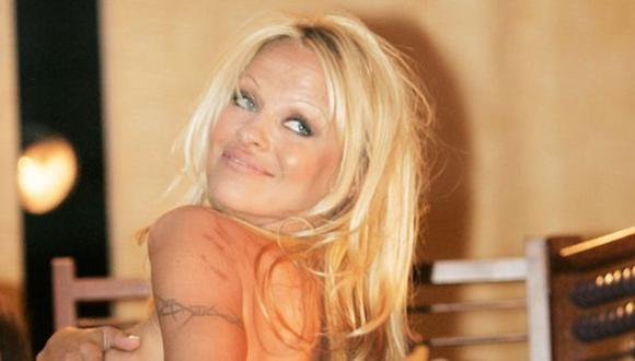 Instagram: Pamela Anderson se desnudó tras vencer hepatitis C