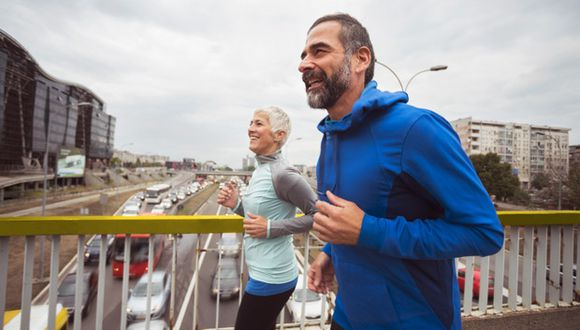 Caminar y correr en un principio reducirá la aparición de la fatiga y ayudará a resistir entrenamientos más largos.