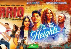 """""""In The Heights"""": ¿cómo se hizo la versión peruana del musical que triunfa en HBO Max?"""