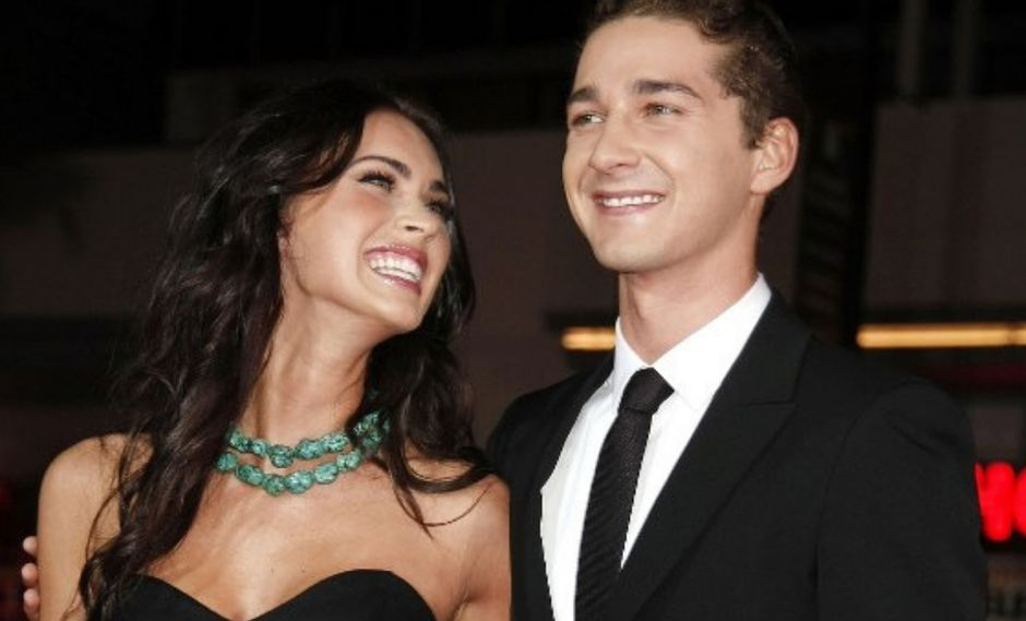 Megan Fox confirma romance con Shia Labeouf (Foto: AFP)