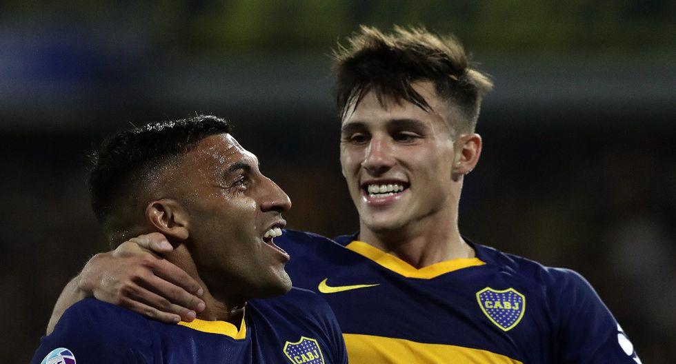 Boca Juniors recibe a Universitario de Deportes en un partido amistoso como preparación a la temporada 2020. Conoce las horas y canales de transmisión de todos los partidos de hoy, jueves 16 de enero. (AFP)
