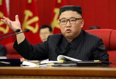 "Kim Jong-un admite ""tensa"" situación alimentaria en Corea del Norte"