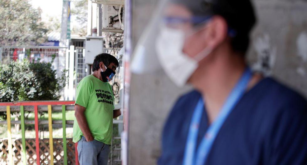 La cuarentena, en tanto, está activa en algunas comunas de Santiago (Foto: EFE)