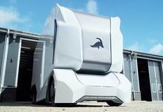 Mira cómo luciría un camión autónomo y eléctrico