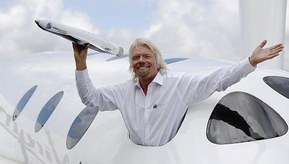 Richard Branson: el jefe que todos quieren tener