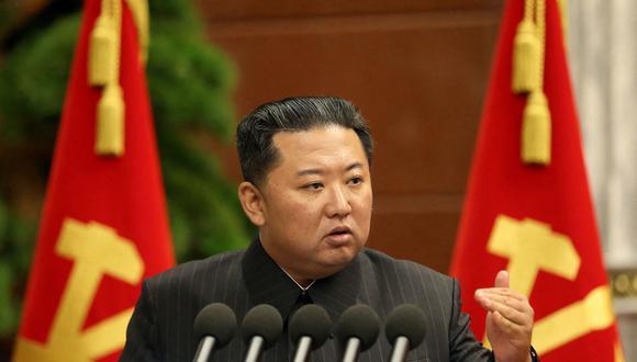 Corea del Norte celebró el martes una sesión de su Asamblea Popular Suprema que no contó con la presencia del líder Kim Jong-un. (Foto referencial: STR / KCNA VIA KNS / AFP Archivo)