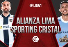 Alianza Lima - Sporting Cristal en vivo: formaciones, previa y minuto a minuto por Liga 1