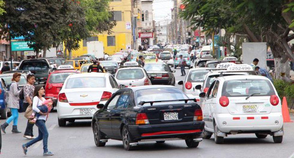 Lambayeque: solo 10% de choferes urbanos tiene certificación