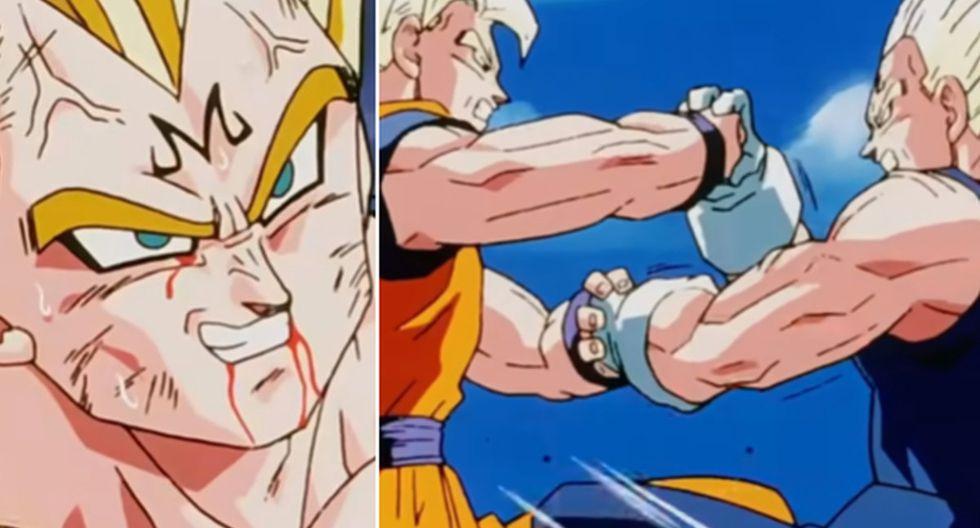 La pelea de Gokú y Vegeta es muy especial para los fanáticos de Dragon Ball Z. (Toei Animation)