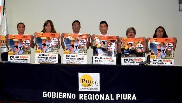 Uno de cada cinco niños trabaja en Piura para sobrevivir
