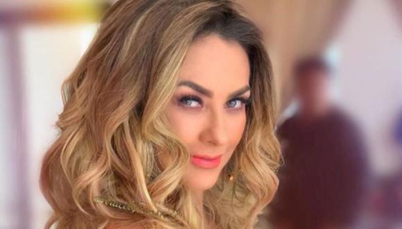 Aracely Arámbula será la conductora de MasterChef Latino por TV Azteca. (Foto: Instagram / Aracely Arambula).