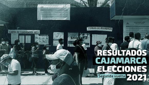 Conoce los resultados electorales en Cajamarca. (Diseño de foto: GEC)