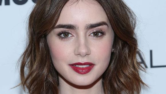 Lily Collins es una actriz y modelo británica-estadounidense. Es hija del músico Phil Collins (Foto: Getty Images)