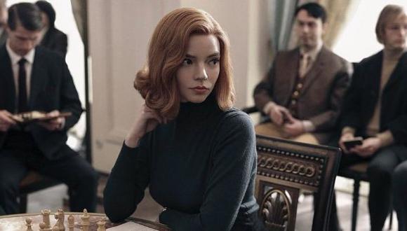 """Anya Taylor-Joy, protagonista de """"Gambito de Dama"""", una de las series más valoradas de Netflix. (Foto: Netflix)."""