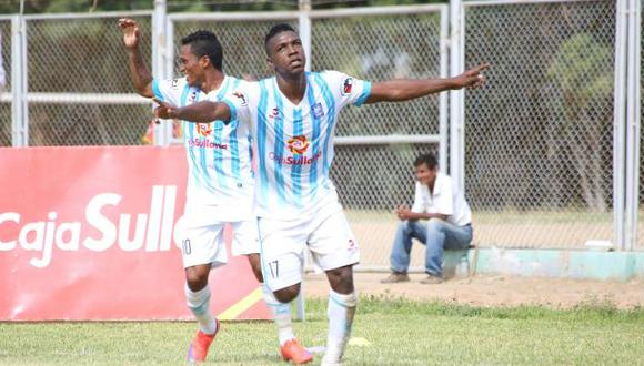 Confirman contactos entre Robinson Aponzá y Alianza Lima