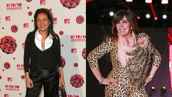 Hermana de Yolanda Andrade revela cuánto tiempo duró el romance con Verónica Castro. (Foto: Instagram)