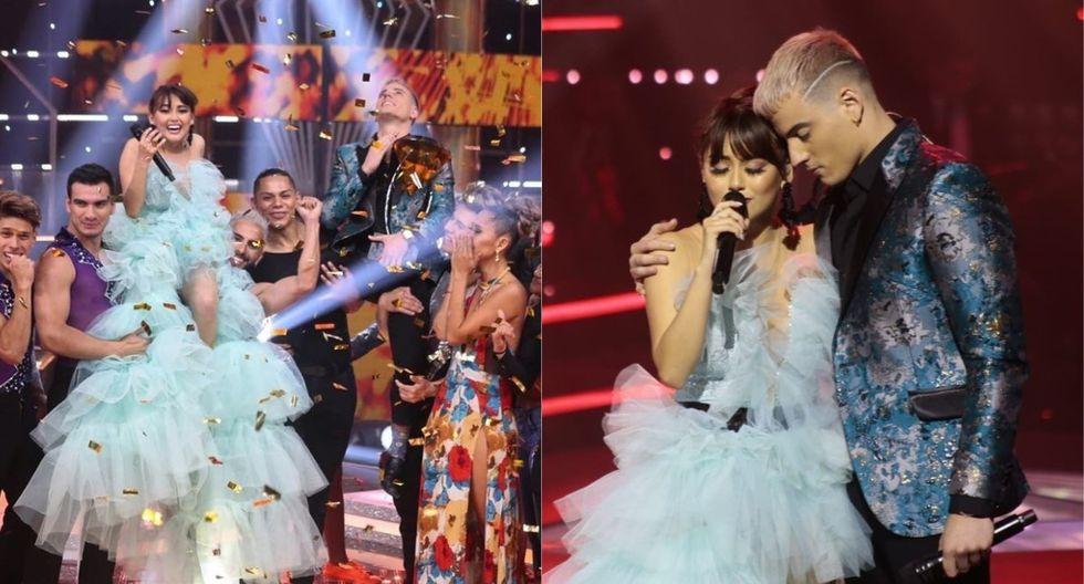 Amy Gutiérrez y Nesty se coronaron ganadores de la última temporada (Foto: Instagram)