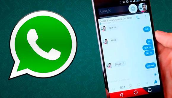 No será necesario instalar un aplicativo adicional en tu móvil, sino convertir la versión original de WhatsApp en beta (Foto: Captura)