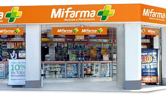 Mifarma dice que es inocente, pero no apelará multa de Indecopi