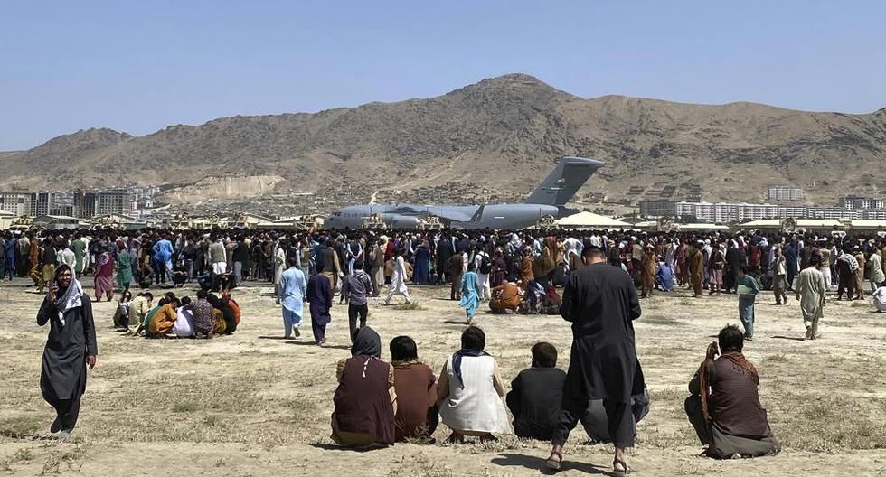 US announces it will continue evacuations from Kabul for the next weeks