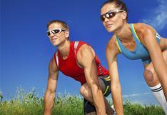 ¿Cuáles son los lentes ideales para empezar a correr?