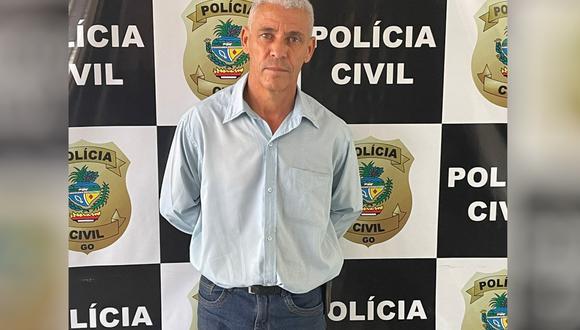 Willian de Souza Adriel permanecerá detenido en una unidad carcelaria de Itaberaí mientras responde a un juicio por el delito de violación de vulnerable, para el que el código penal brasileño prevé una condena de entre 8 y 15 años de prisión. (Foto: Policía Civil)