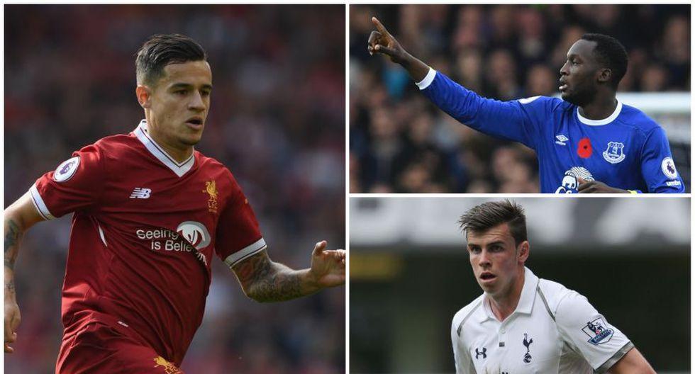 Era la siguiente galería repasa quiénes son los otros protagonistas de negociaciones sorprendentes en la Premier League. El brasileño Philippe Coutinho lidera esta lista. (Foto: Agencias)