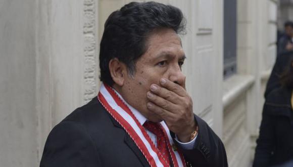 Carlos Ramos Heredia, fiscal de la Nación. (Foto: Archivo El Comercio)